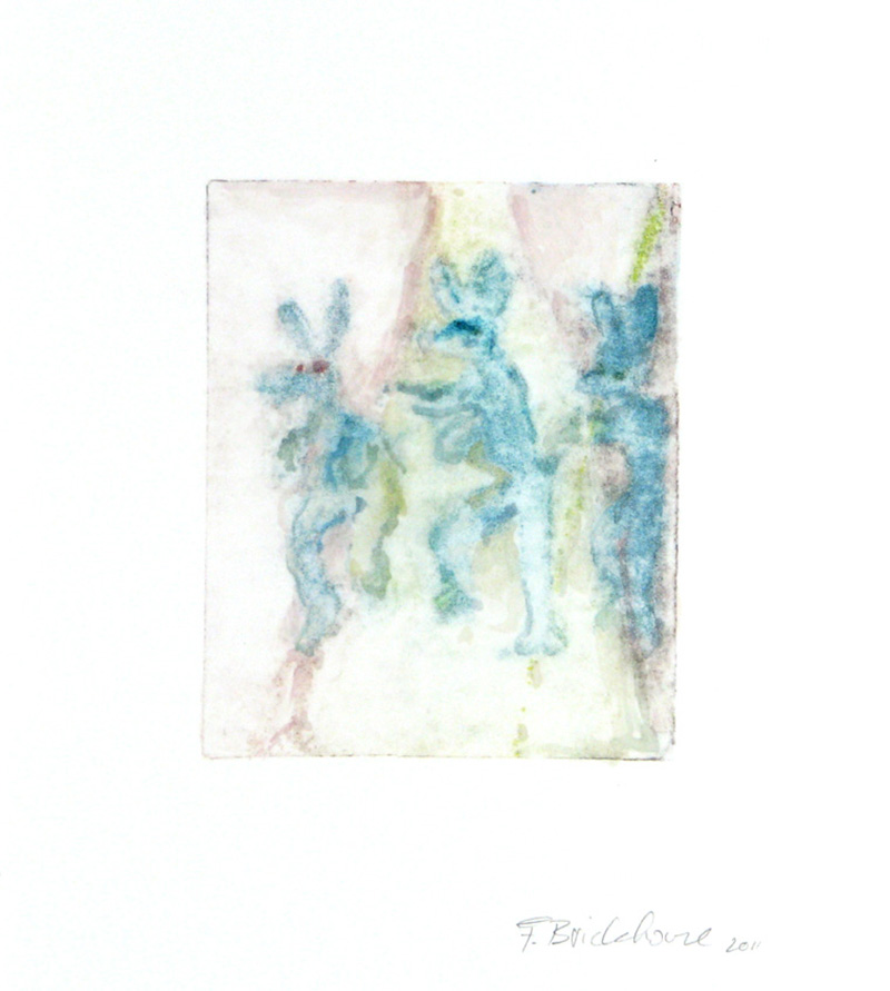 Curtain Call for 3 by Farrell Brickhouse