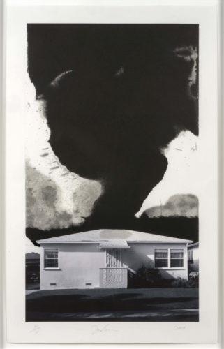 House Tornado (12790) by Joe Goode at
