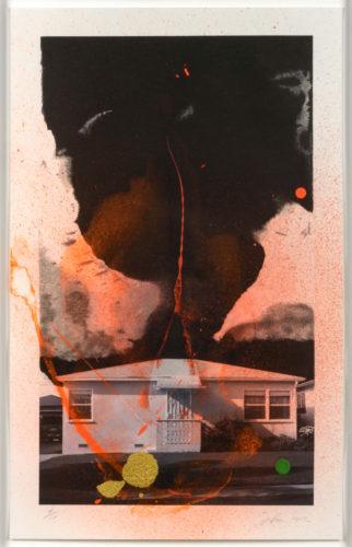 House Tornado (11529) by Joe Goode at