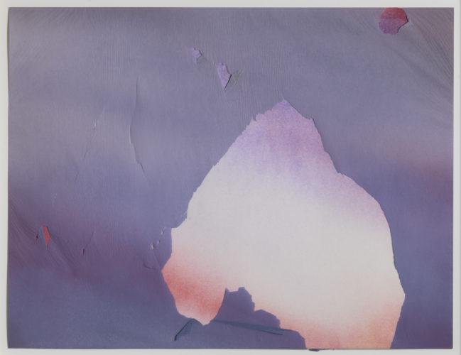 Torn Sky (742) by Joe Goode at Joe Goode