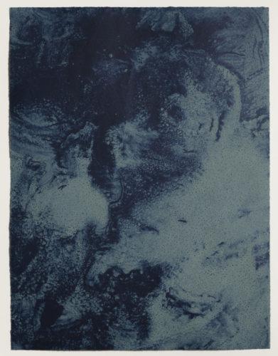 Ocean Blue 23 (Color Test Print #13) by Joe Goode at Joe Goode