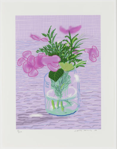 Untitled by David Hockney at