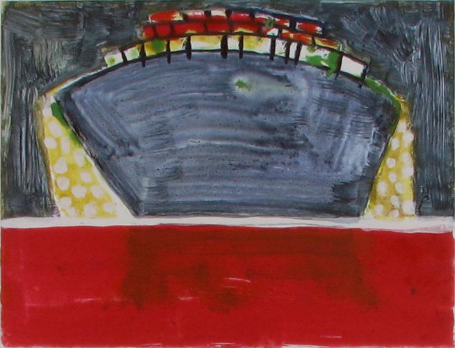 Ferry Boat by Katherine Bradford at