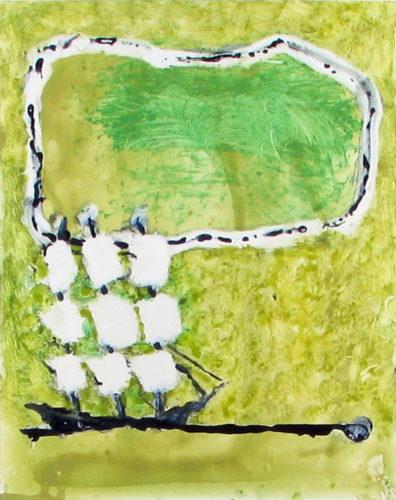 Sailing Ship by Katherine Bradford at