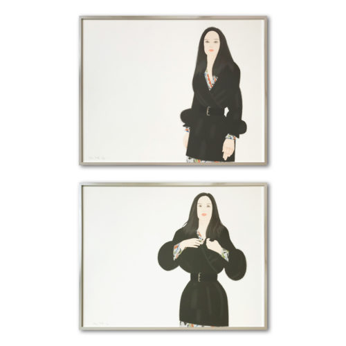 Maria I and II by Alex Katz at MLTPL
