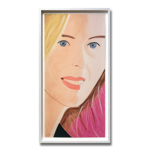 Sasha by Alex Katz