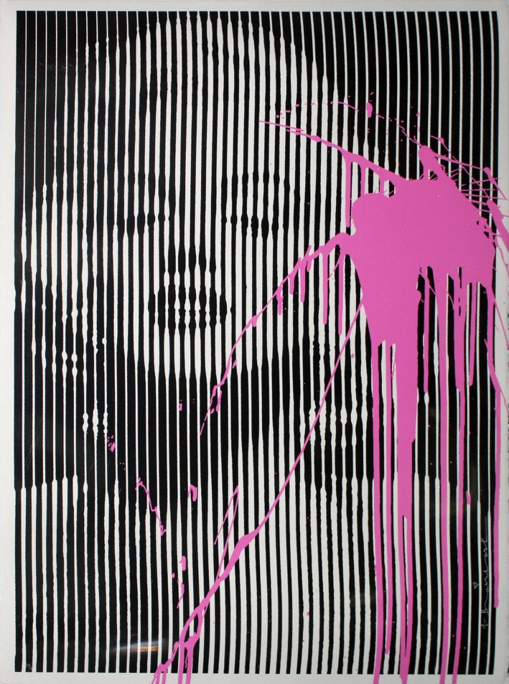 Marilyn Monroe by Mr Brainwash