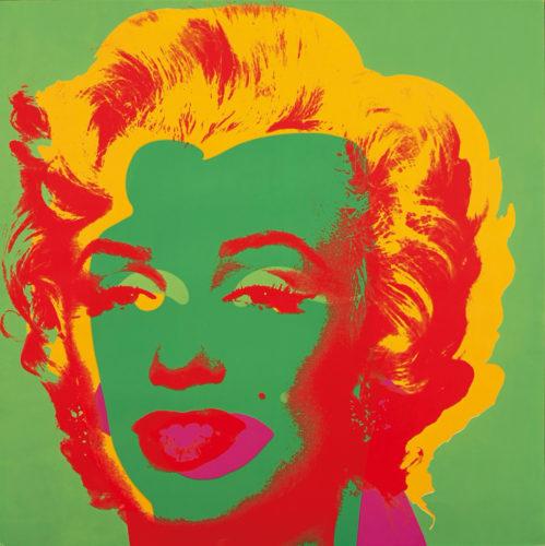 Marilyn Monroe (FS II.25) by Andy Warhol