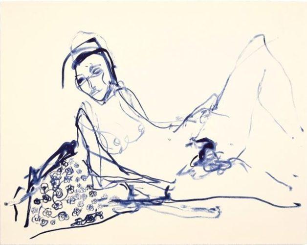 I loved My Innocence by Tracey Emin RA