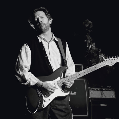 Eric Clapton, B&W by Terry O'Neill at Terry O'Neill