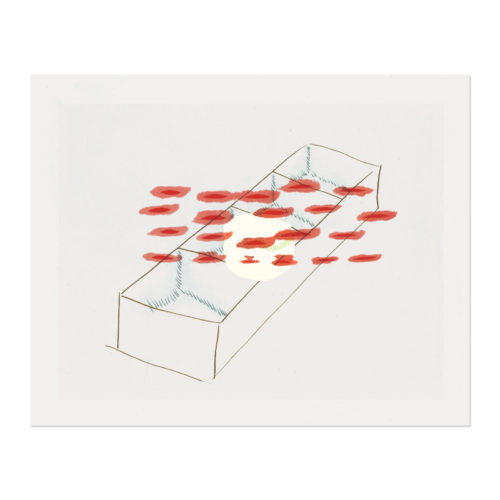 Homesick as a Nail by Richard Tuttle at