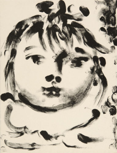 Paloma by Pablo Picasso