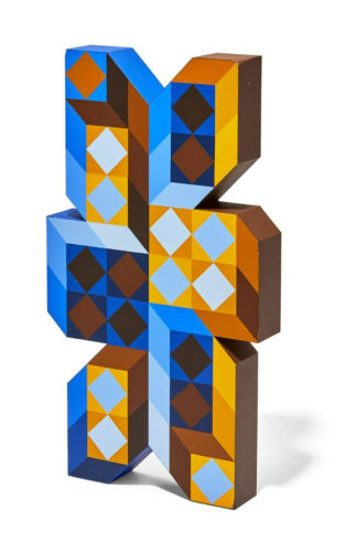 Ter-a 2 by Victor Vasarely