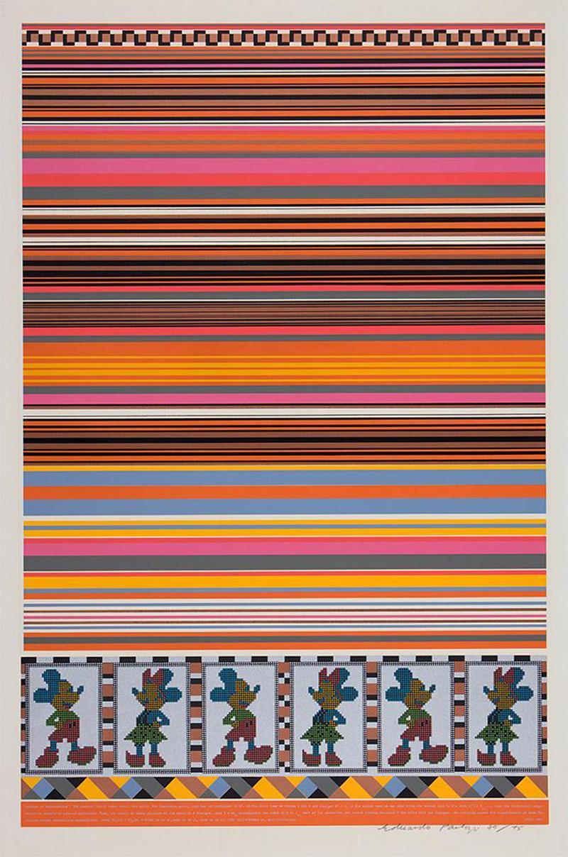Horizon of Expectations by Eduardo Paolozzi