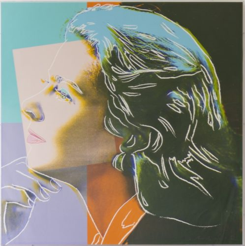 Ingrid Bergman, Herself (FS II.313) by Andy Warhol