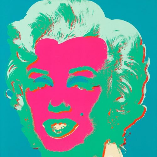 Marilyn Monroe (FS II.30) by Andy Warhol