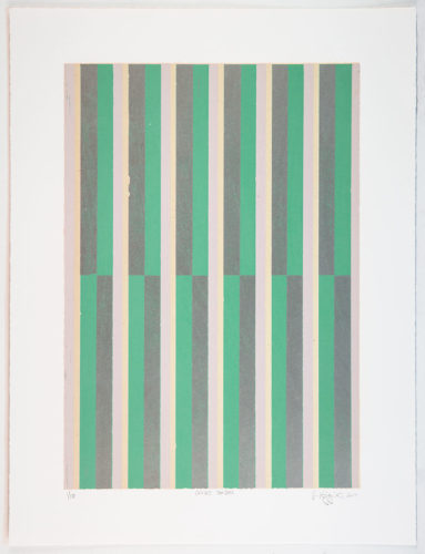 Offset Stripes by Jonathan Higgins at