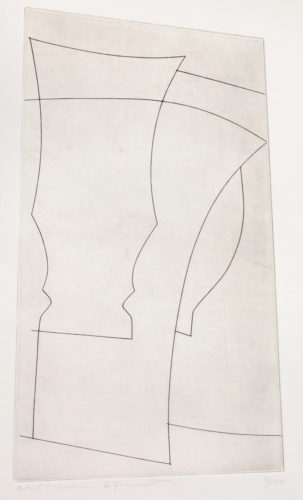 Jug and Goblet by Ben Nicholson