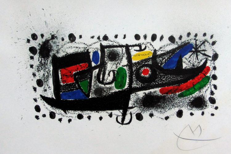 Joan Miró and Catalonia by Joan Miro