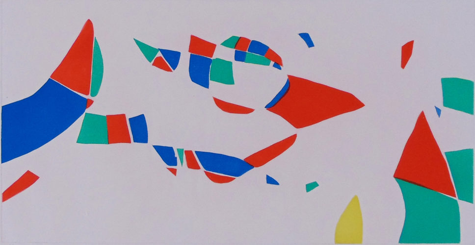 Homage to Pierre Matisse by Joan Miro at Joan Miro
