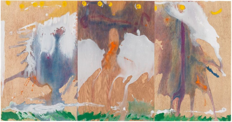 Book of Clouds by Helen Frankenthaler