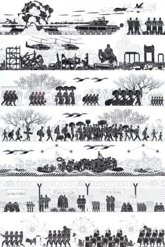 The Odyssey by Ai Weiwei