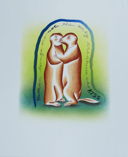 In Praise of Prairie Dogs by Judy Chicago