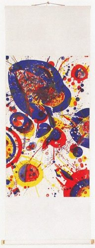 An Other Set – X by Sam Francis at Michael Lisi/Contemporary Art