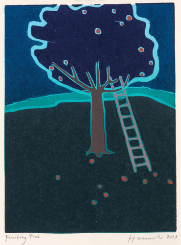 Fruiting Time by Tom Hammick