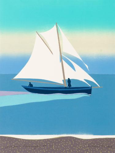 Full Sail (Passacaglia) by Tom Hammick