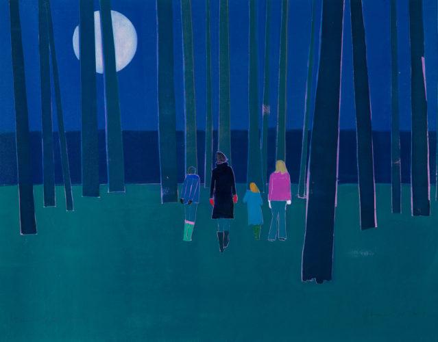 Terrestrial by Tom Hammick