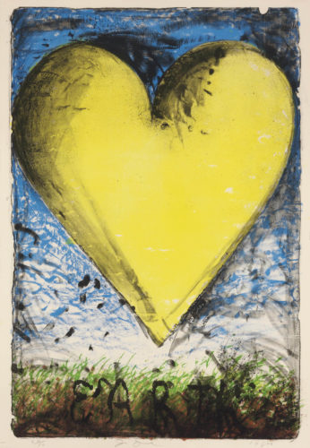 The Earth by Jim Dine at Jim Dine