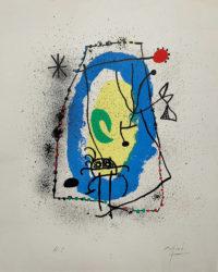 Sortilèges de Miró by Joan Miro at Grabados y Litografias.com