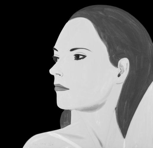 Laura 5 by Alex Katz at