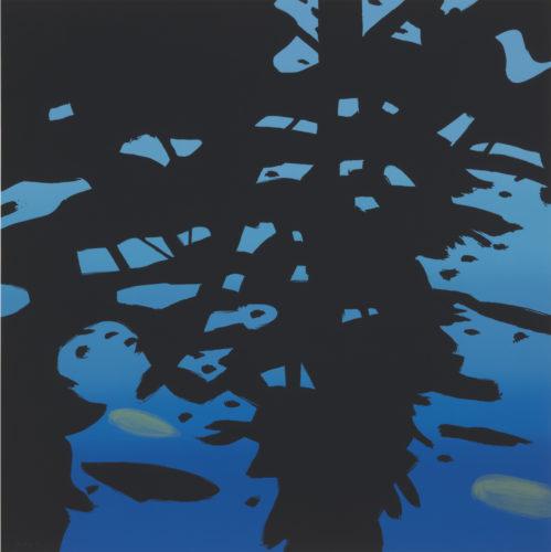 Reflection by Alex Katz at