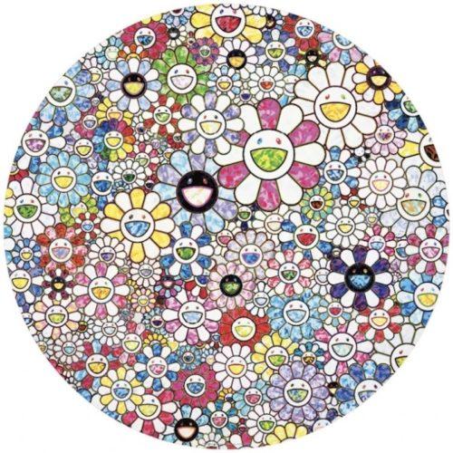 Celestial Flowers by Takashi Murakami