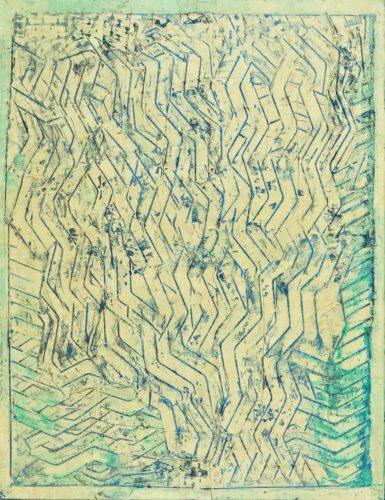 Les Jeunes et les Jeux twistent by Max Ernst