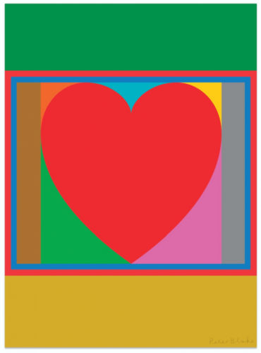 Heart by Peter Blake