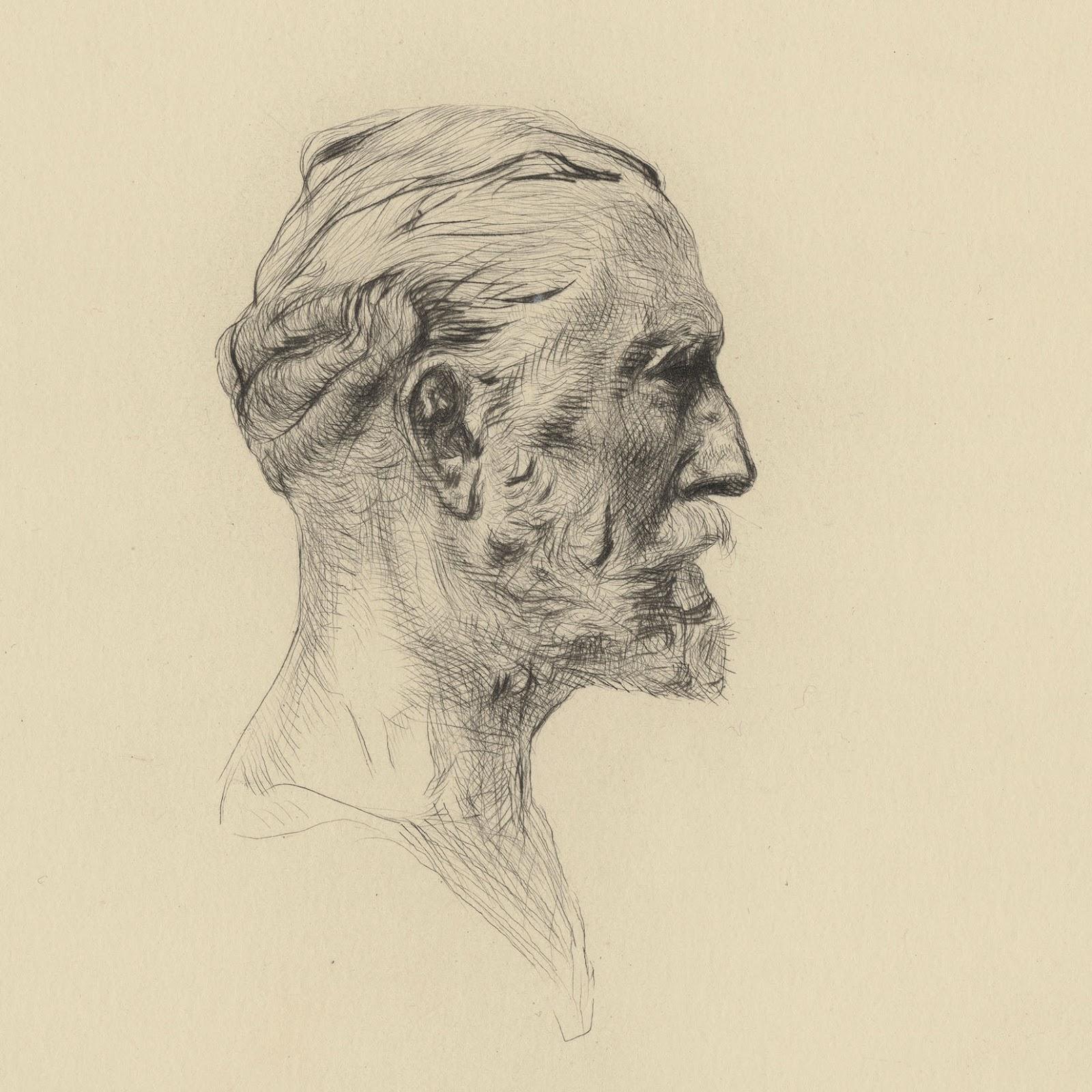 Antonin Proust by Auguste Rodin