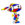 Snoopy Mondrian by Richard Levine