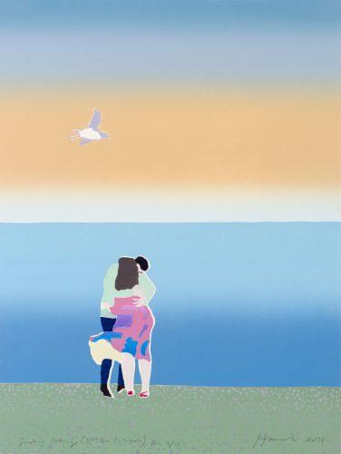 Sunday Morning by Tom Hammick