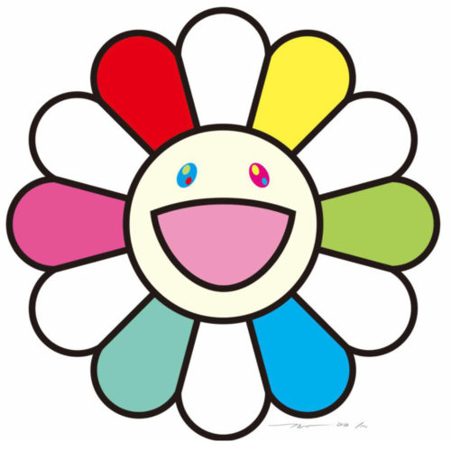 Smiley Days with Ms. Flower to You! by Takashi Murakami