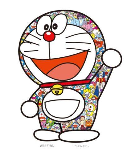 Doraemon: Hip Hip Hurrah! by Takashi Murakami