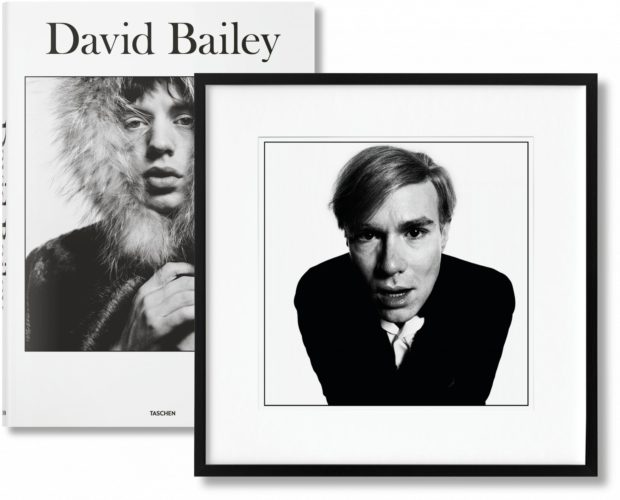 Art Edition No. 226–300 Andy Warhol, 1965 by David Bailey at
