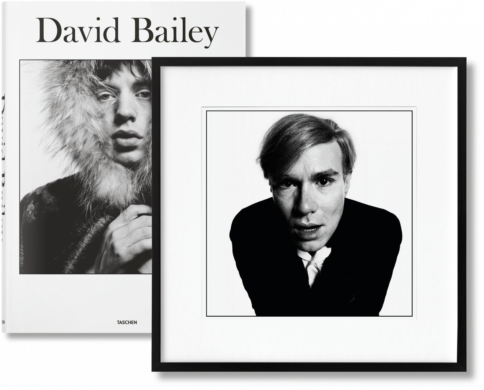 Art Edition No. 226–300 Andy Warhol, 1965 by David Bailey