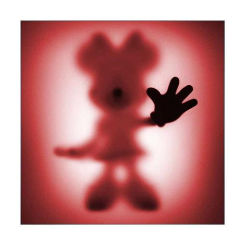 Gone Minnie Red by Whatshisname at Grabados y Litografias.com
