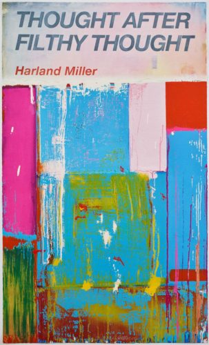 Thought After Filthy Thought by Harland Miller at