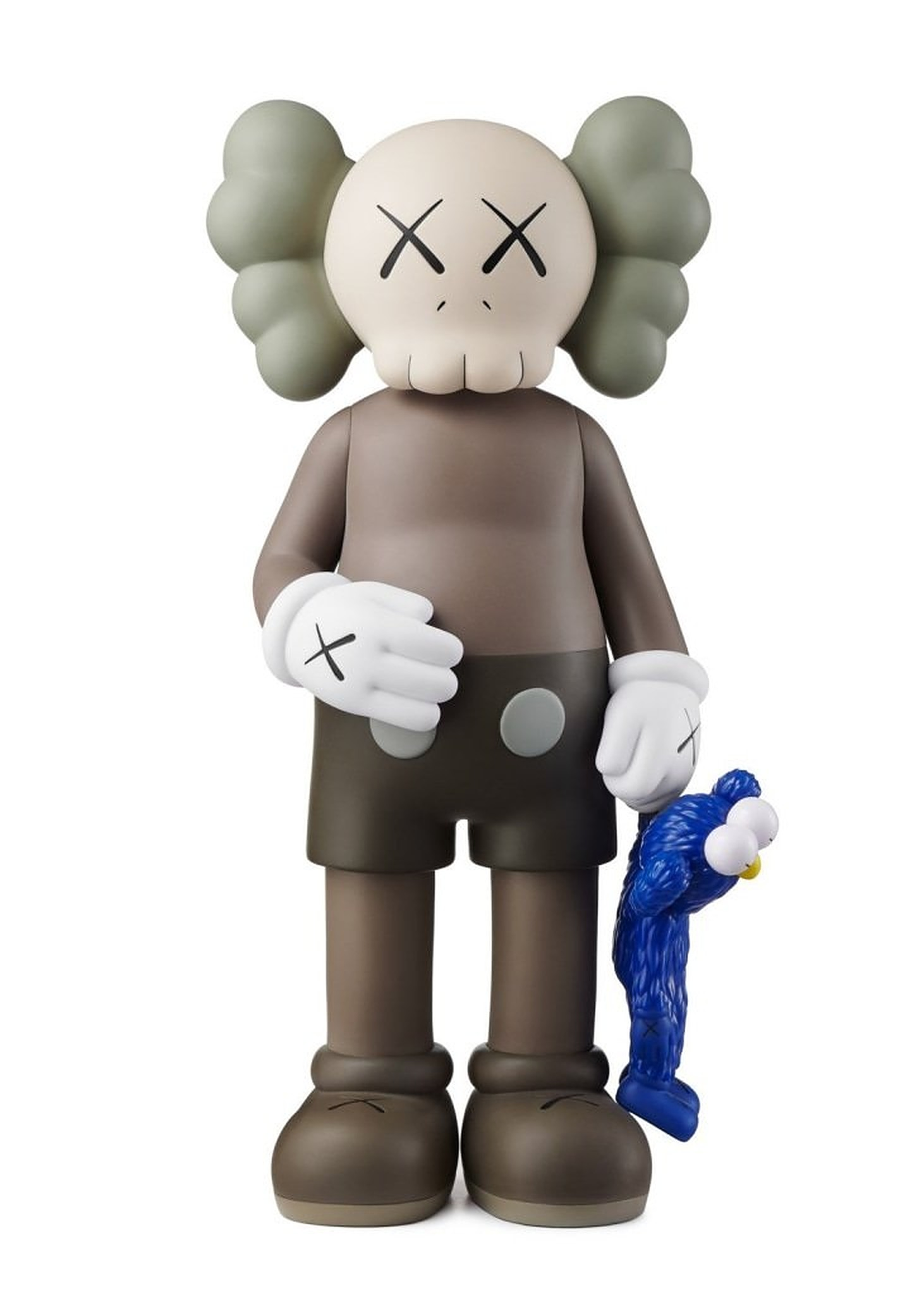 Share (Brown) by KAWS