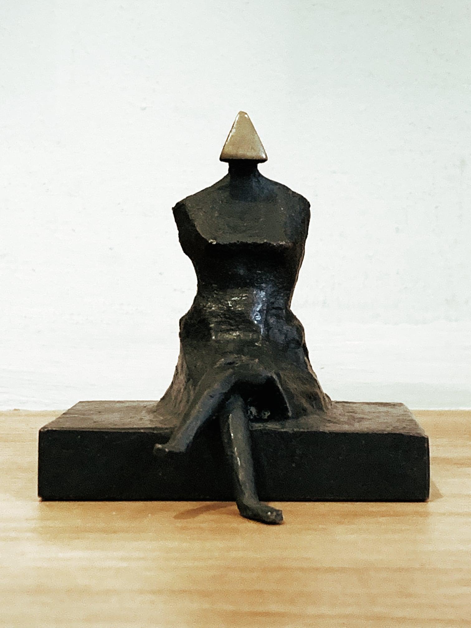 Miniature Figure III by Lynn Chadwick
