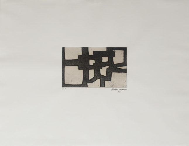 Hatz III by Eduardo Chillida at Eduardo Chillida